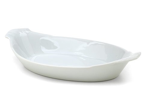 Harold Import Company, Inc. Porcelain Au Gratin Tray by Harold Import Company, Inc.