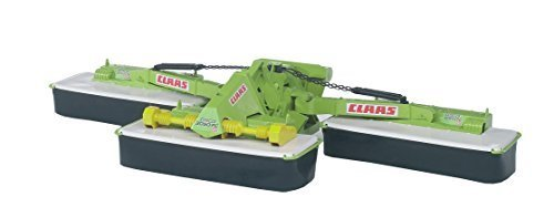 Bruder Toys Claas Disc 8550 C Plus Plus Plus Three Part Mower by 2f5acd