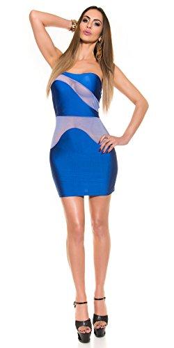 Koucla Bleu Robe Des Femmes