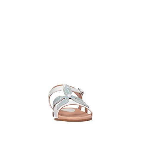 Unisa LEANI PA CARIBB/WHT Sandalen Kind Weiß