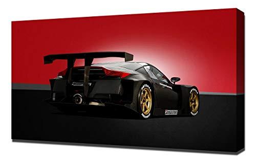 Lilarama USA 2010-Honda-HSV-GT-V2 Canvas Art Print - Wall Art - Canvas Wrap (Honda Hsv)