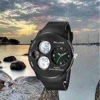 5ee77b8e69 Amazon | Colofan熱い販売Ak16120ファッションの高級特殊デジタルウォッチクォーツデュアルタイムズ紙は防水腕時計を表示します  (ブルー) | 腕時計 | 腕時計 通販
