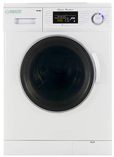 Equator New Version Front Load Washer with Automatic Water Level, 2019 Model
