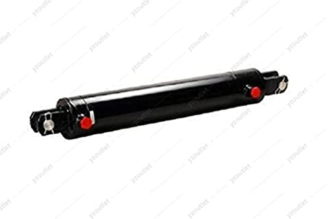 Mighty Double Acting Hydraulic Welded Cylinder Clevis - 2