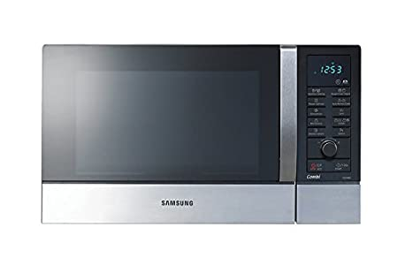 Samsung CE107M-4S Encimera 28L 900W Negro, Acero inoxidable ...