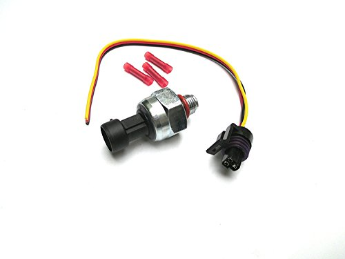 NEW!( ICP ) Injection Control Pressure Sensor Fit Ford 7.3 Powerstroke 1995-2003 F4TZ-9F838-A F6TZ-9F838-A 1807329C92 ICP102 (Sensor Pressure Oil Ford)