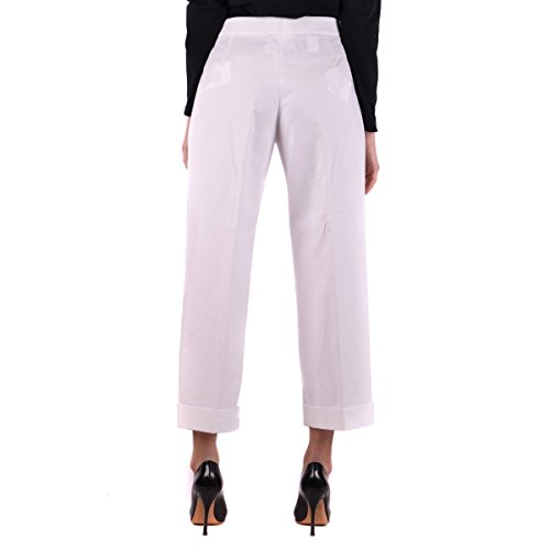 Moschino Boutique Bianco Bianco Pantaloni Boutique Moschino Pantaloni w6Eq5xgER