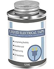 Vloeibare isolerende rubberen laag, hittebestendige vlamvertragende lijm, zwarte vloeibare elektrische tape, vloeibare isolatie elektrische tape voor elektronische isolatie