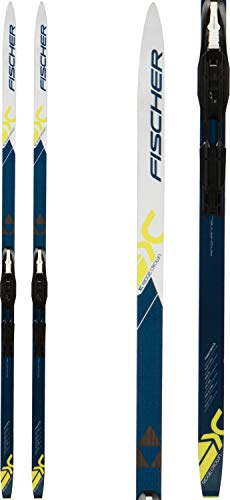 Fischer Ridge Crown XC Skis w/Tour Step-in IFP Bindings Mens Sz - Mens Ski Tour