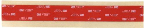 3M VHB Tape 5952, 1 in width x 9 in length