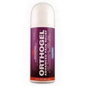Orthogel Advanced Pain Relief Gel - 4 oz bottle