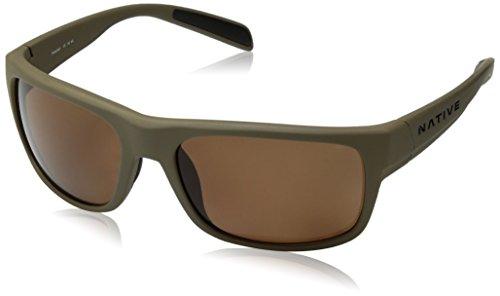 Native Eyewear Ashdown Sunglass, Desert Tan, ()