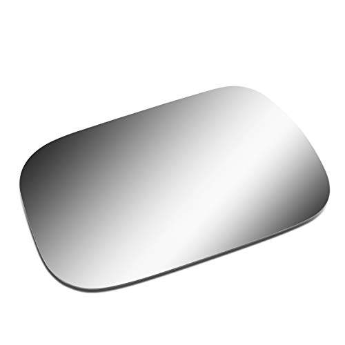 (Driver/Left Side Door Rear View Mirror Glass Lens Replacement for 1988-2000 Chevy Blazer/Tahoe GMC Yukon C/K)