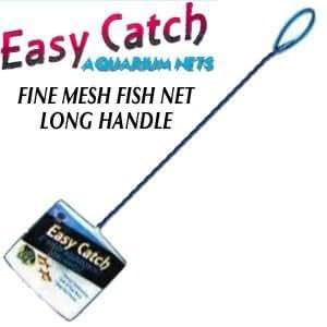 Fish net with long handle 6 aquarium nets for Amazon fishing net