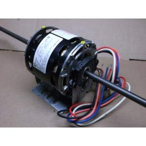 Century 4UU22/DE2F103N 1/6HP Room AIR Conditioner Motor, 115/60/1 RPM:1625/4-SPEED
