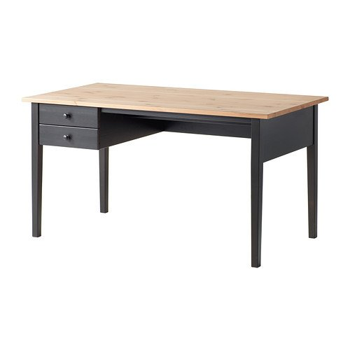 Ikea Arkelstorp Desk Black by IKEA