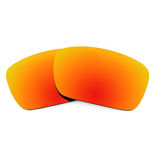 Revant Polarized Replacement Lenses for Oakley Fuel Cell Fire Red - Fire Lenses