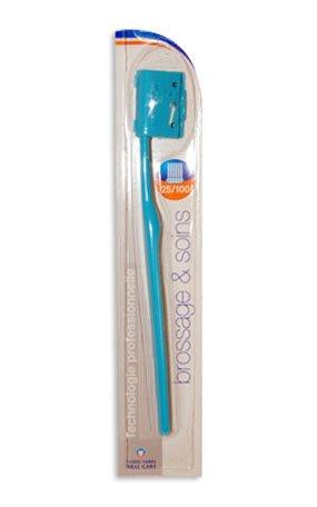 INAVA semidura, cepillo de dientes 25/100