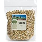 Woodstock Farms Natural Wasabi Green Peas - Snack Mix, 1 Pound -- 22 per case.
