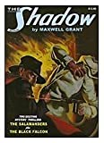 The SHADOW VOL 5 the BLACK FALCON and the SALAMANDERS, Nostalgia Ventures, Inc. Staff and Maxwell Grant, 193280627X