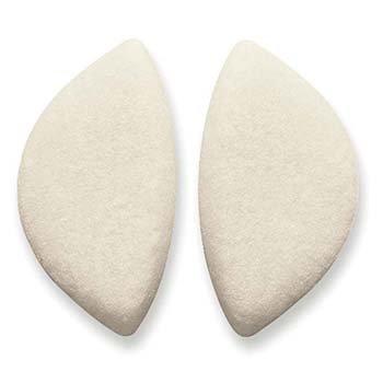 HAPAD Scaphoid Pads, 5/16 inch , Medium, 12 pairs per case by HAPAD