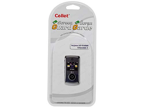 Cellet Screen Guard for LG VX8560 CHOCOLATE 3