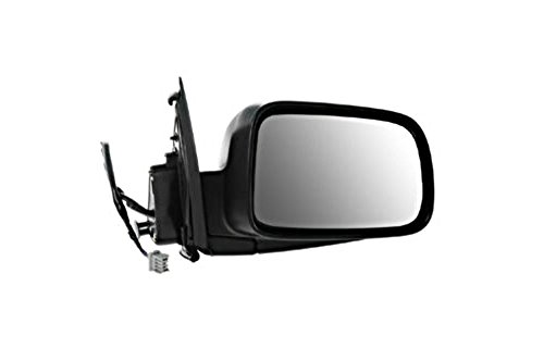 05-06 CR-V Right Passenger Mirror Power Textured Black Folding w/ Heat