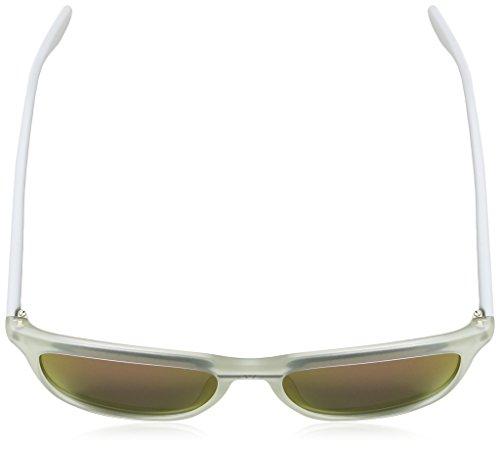 Carrera - Lunette de soleil  6013/S Rectangulaire 8KT/VQ: Opal / White