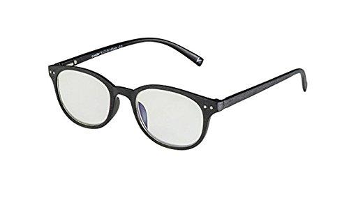 Blue Blocker technology LED screen glasses style 7505+250 brush Black