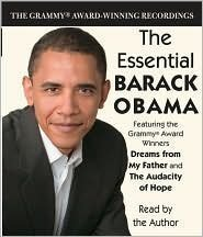 The Essential Barack Obama: Dreams from My Father and The Audacity of Hope by Random House Audio