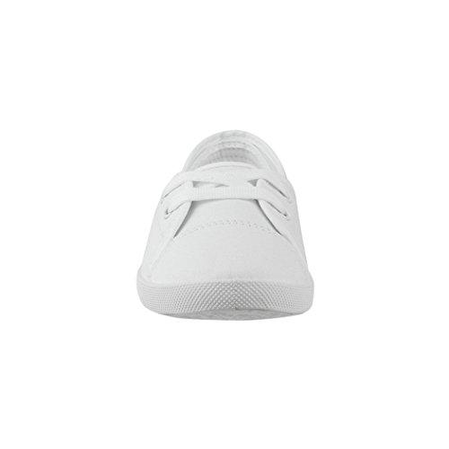 Elara Donna Cinturino Bianco Caviglia con alla gngxrvPFqO