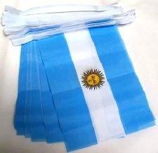 Argentina Guirnalda - 6m 20 Banderas