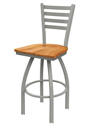 "Holland Bar Stool Co. 41025ANMedMpl 410 Jackie Counter Stool, 25"" Seat Height, Medium Maple"