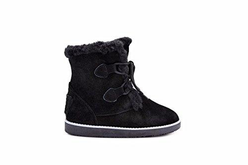 Aussie Merino Women's Candace Boots 6 Black ()