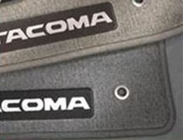 Toyota Genuine Accessories PT206-35080-11 Carpet Floor Mat for Select Tacoma Models