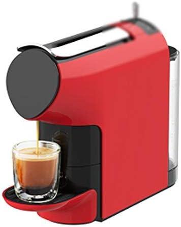 LNDDP Cafetera cápsula, cafetera Totalmente automática, cafetera Filtro, cafetera Bomba 100 mm נ340 mm נ260 mm Blanco, Verde, Rojo, Opcional (Color: Rojo): Amazon.es: Deportes y aire libre