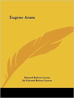 Book Eugene Aram (1831)