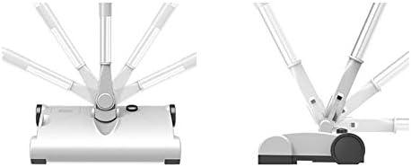 QIUFENGLUOYE Aspirapolveri Domestici, aspirapolvere spazzatrici a Spinta Manuale, Modelli di Ricarica Wireless per Uso Domestico, spazzatrici 2 in 1 per Pulizia e aspirazione