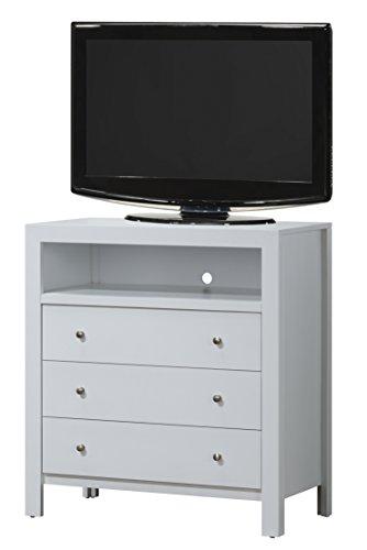 Glory Furniture G2490-TV Media Chest, White