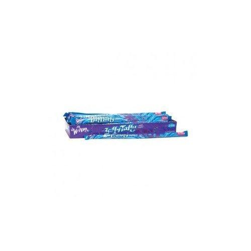WONKA LAFFY TAFFY ROPE BLUE RASPBERRY 3/99c 0.81 oz Each ( 24 in a Pack ) ()