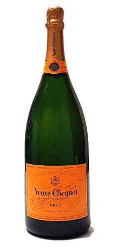Veuve Clicquot Brut Champagne 1,5L Flasche - Dummy ohne Inhalt - Leer