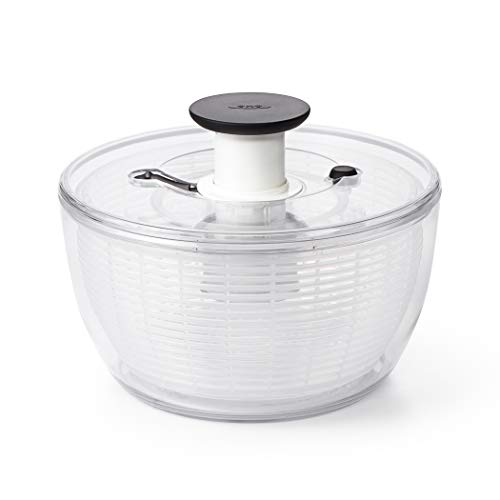(Oxo Good Grips 5 Quart Salad Spinner - Clear )