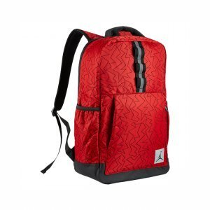 4d6a75c1133b8e Image Unavailable. Image not available for. Color  Nike Air Jordan Jumpman  Quilted Reflective Backpack Laptop ...