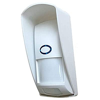Semoic outdoor PIR sensor infrared detector 433Mhz pet Immune waterproof pir infrared motion sensor for GSM WIFI home security system