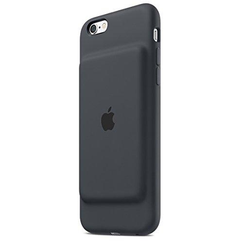 Apple MGQL2ZM/A iPhone 6S Smart Battery Case grau