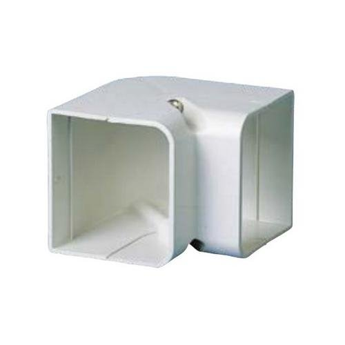 Little Giant 599600324, D4-90ICW 4'' Elbow Bend 90 deg. Corner (Inside), White, 10 pcs by Little Giant Outdoor Living