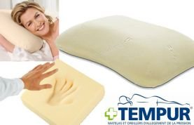 Oreiller Tempur Symphony Pillow taille M: Amazon.fr: Cuisine & Maison