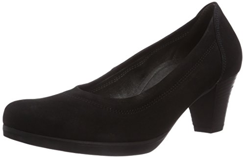 Gabor Shoes 02.080 Pumps Da Donna Nero (nero 47)