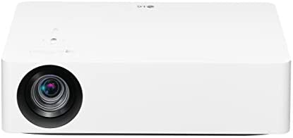 LG HU70LA 4K UHD Smart Home Theater CineBeam Projector with Alexa Built-in, LG ThinQ AI, and LG webOS Lite Smart TV (Netflix, and VUDU)