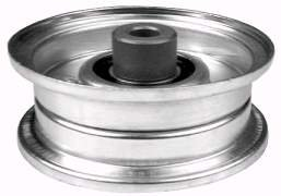 Lawn Mower Idler Pulley Replaces, Exmark 1-323285